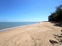 Brunette beach