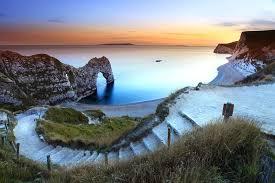 Durdle door beach