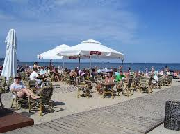 Poland Sopot Beach