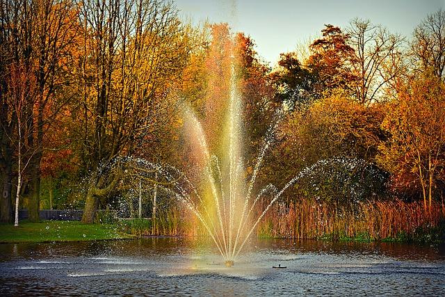 vondelpark Netherlands