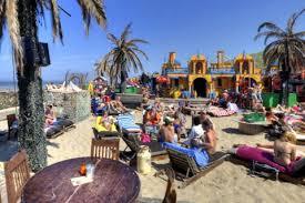 Bloemendaal aan Zee beach