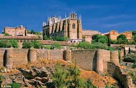 Most Romantic Places in Spain
