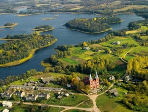 Most Romantic Places in Belarus
