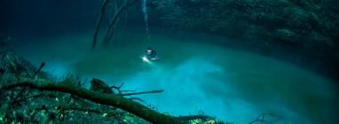 river under the sea