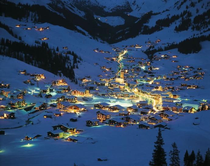 Most Romantic Places in Austria