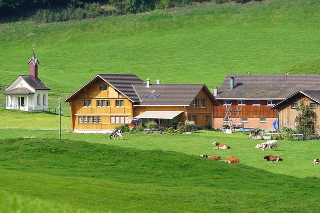 Most romantic places in Switzerland
