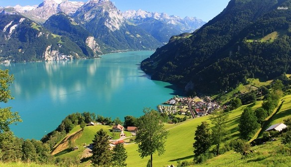 Most Romantic Places in Switzerland