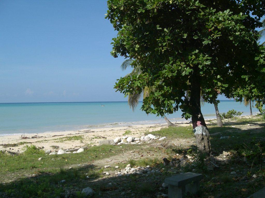 Port Salut in Haiti