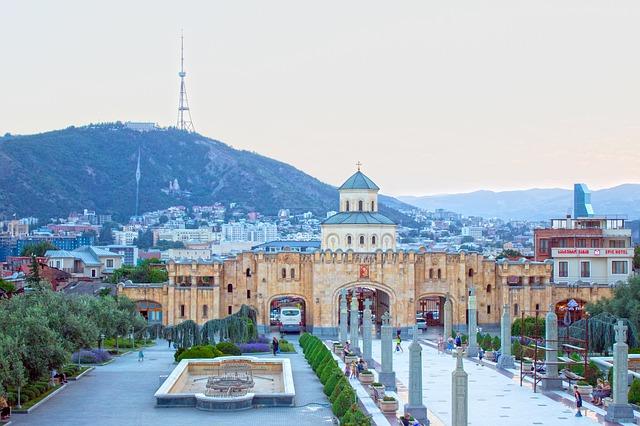 capital of Georgia Tbililsi