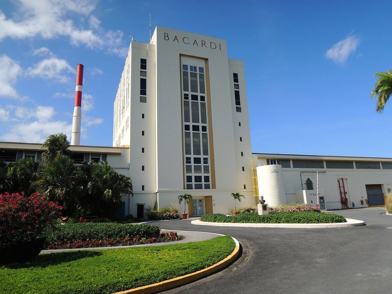 Bacardi Rum Puerto Rico