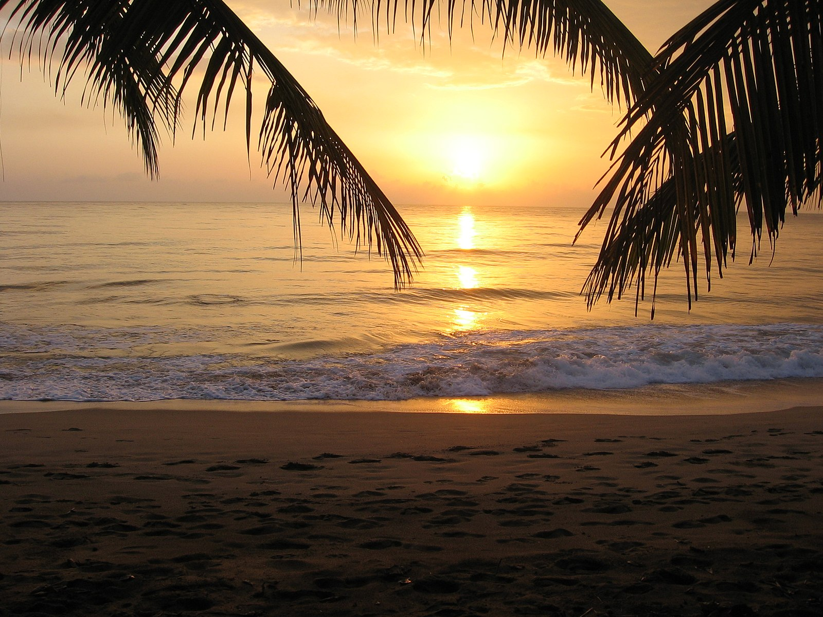Rincon Beach Puerto Rico