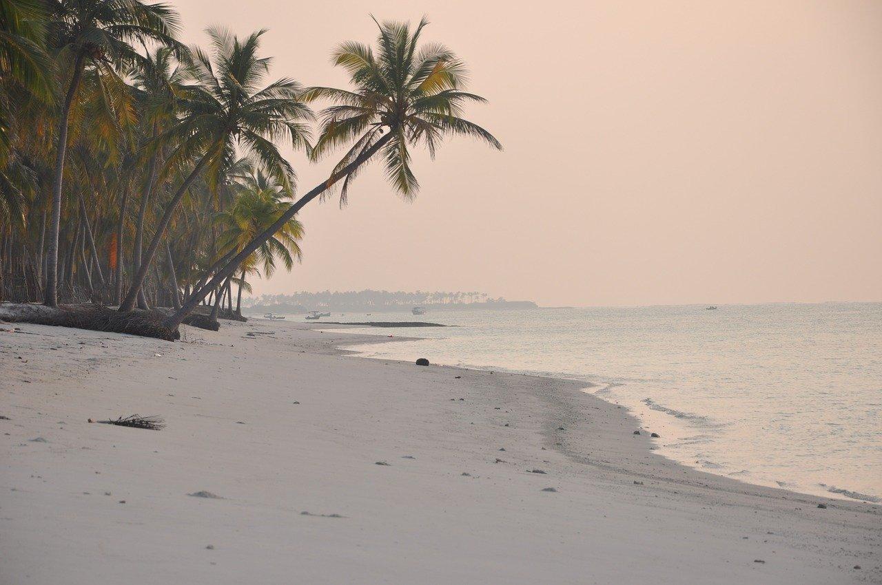 Lakshadweep Beaches India