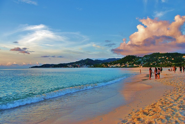 Grand Anse Beach –  Information and Guide