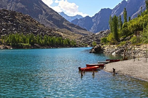 kachura lakes pakistan
