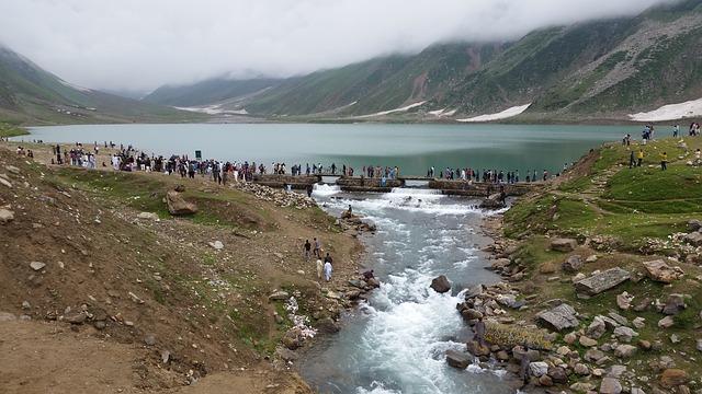 saif ul muluk lake pakistan