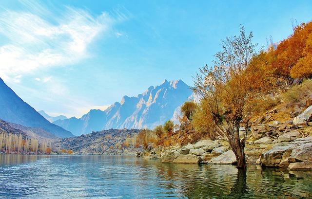 kachura lake Shangrila Pakistan