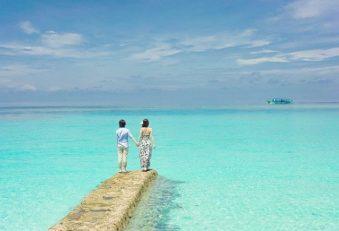 beach honeymoon destinations near London