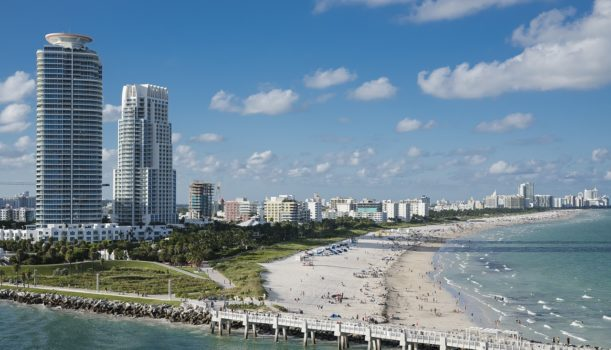 beautiful places in Miami for couples