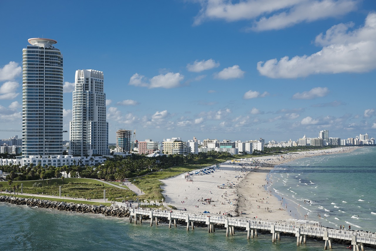 5 Beautiful Places in Miami for Couples for a Romantic Vacation