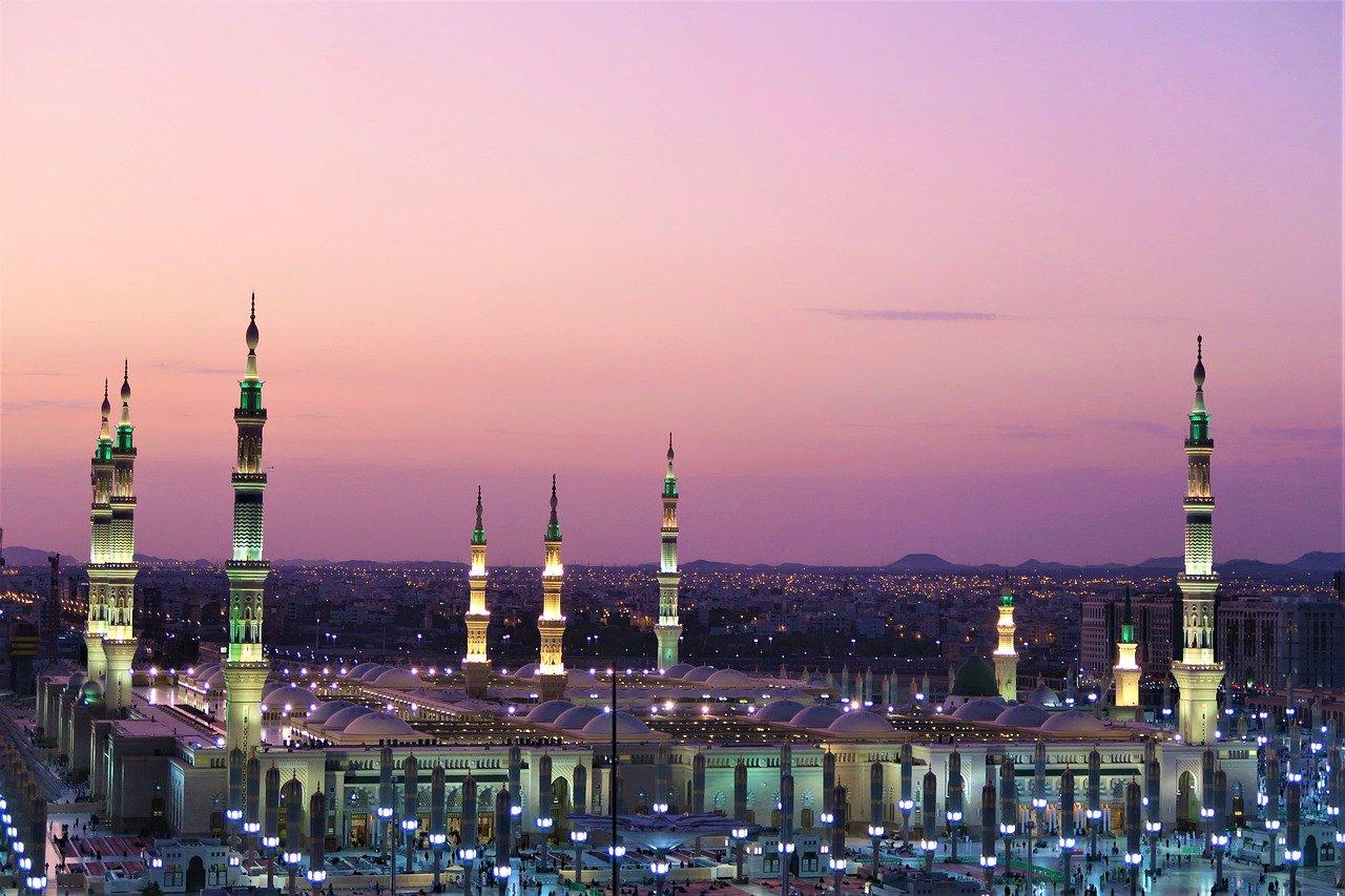 Important Places in Saudi Arabia