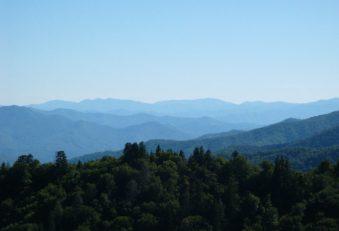 trip to the smoky mountains