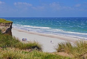 exotic beaches in Germany