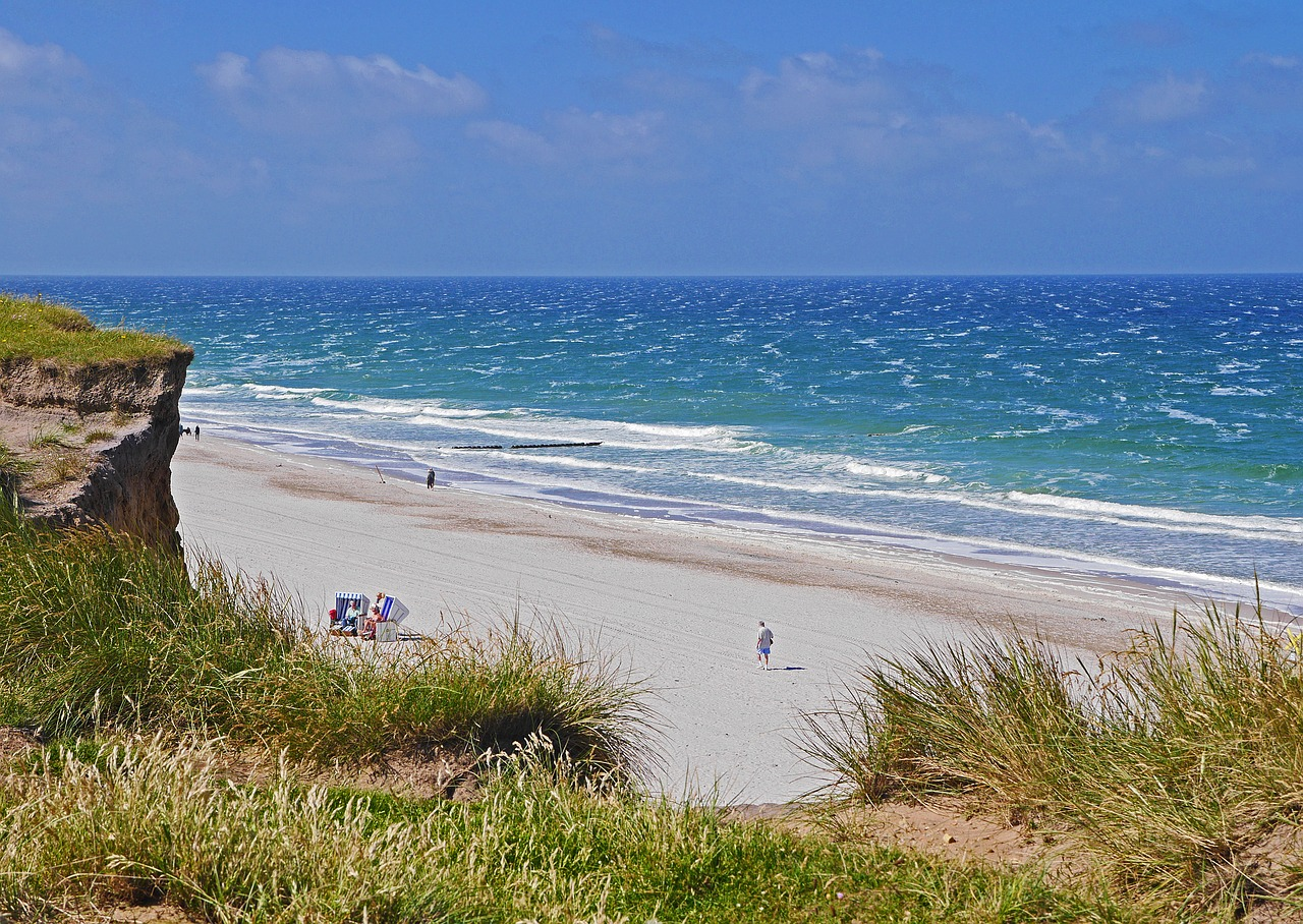 5 Exotic Beaches in Germany you should not miss