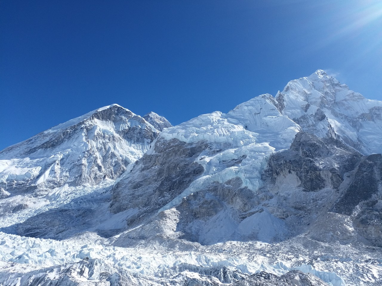 facts of Mount Everest