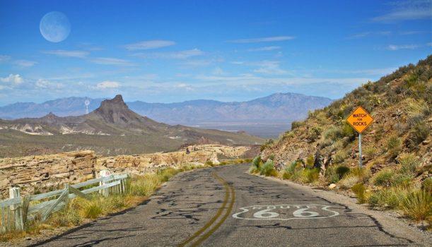 LA to Vegas Road trip